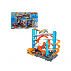 Mattel Hot Wheels FTB69 Set de joaca Mattel Hot Wheels Ultimate garage