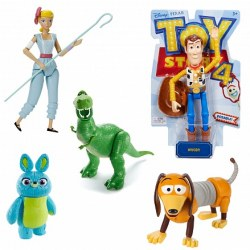 Mattel GDP65 Figurina Toy Story-4