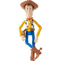 Mattel GDP68 Toy Story 4 Woody caracter figurină, 18 cm