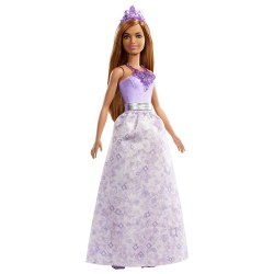 Mattel Barbie  FXT13 Papusa Barbie Dreamtopia Printesa