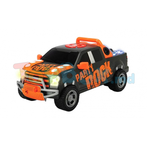 Dickie 3765003 Внедорожник Dickie Toys Ford F-150 Party Rock, 29 см