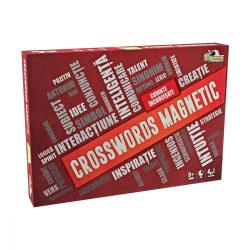Noriel NOR3225 Joc de societate Crosswords magnetic