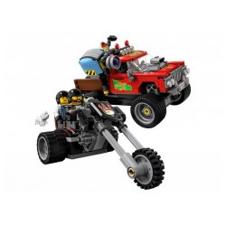 LEGO Hidden Side 70421 Constructor