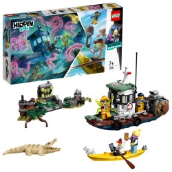 LEGO Hidden Side 70419 Constructor
