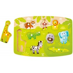 HAPE E1405A Puzzle Jungle