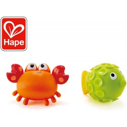 "HAPE E0208A  Set de jocuri de baie ""ROCK POOL SQUIRTERS"""