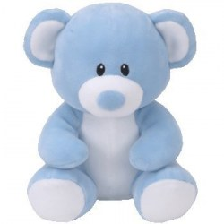 TY TY82007 Мягкая игрушка BLUE BEAR LULLABY