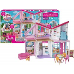 Mattel Barbie FXG57 Set de joaca Casa Barbie din Malibu