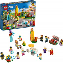 LEGO City 60234 - Parcul de distracții