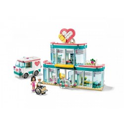 LEGO Friends 41394 Конструктор Городская больница Хартлейк Сити