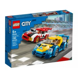 LEGO City 60256 Constructor City Nitro Wheels