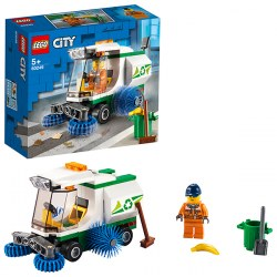 LEGO City 60249 Constructor Lego Great Vehicles - Masina de maturat strada