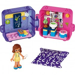 LEGO Friends 41402 Constructor Olivia's Party Cube