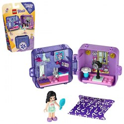LEGO Friends 41404 Constructor Emma's Play Cube