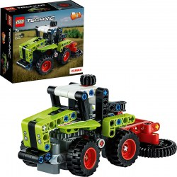 LEGO Technic 42102 Конструктор Трактор Mini Claas Xerion